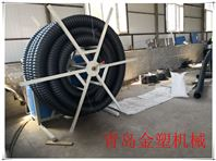 PVC单壁波纹管设备 PE螺旋管生产设备