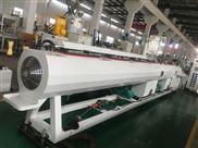 pe50-200真空箱-张家港市华德机械pe50-200塑料管材挤出机生产线辅机真空定径箱