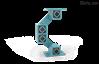 供应弹性振动支撑振动筛专用