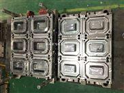 一次性打包餐盒模具1出6 高速薄壁精密注塑模具