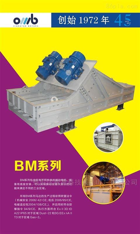 意大利OMB防爆振动电机