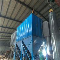 煤廠輸煤皮帶振動篩防爆型除塵器設計圖紙