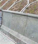 高速公路水泥预制 防撞墩钢模具