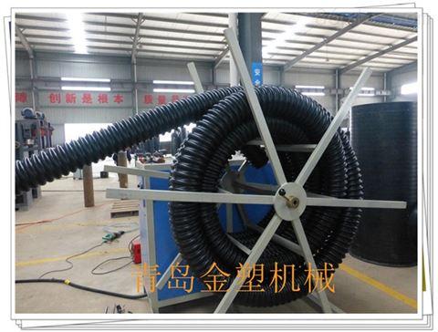 uu直播波纹管冷光也是冷哼一�生产设备厂 螺旋管设备