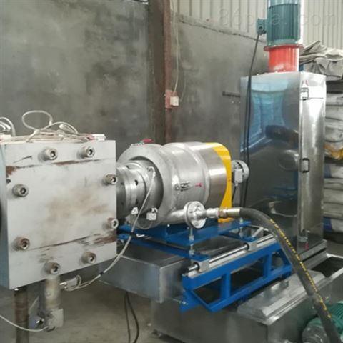 蘇州睿七塑料水環切粒機公司顆粒均勻