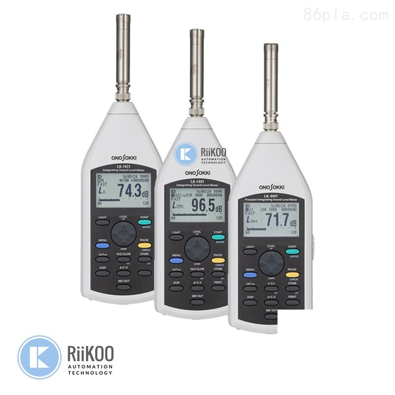 ONISOKKI声级计LA1411/LA-1441/LA-4441