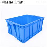 锦尚来392-190塑料周转箱 源头工厂质量保障