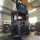 供应上海废铁打包机,铁屑压包机设备100T