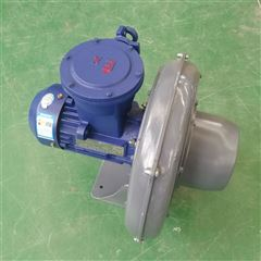 FX-1/0.75kw可燃性气体抽送防爆中压鼓风机