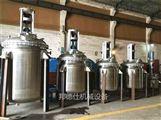 供應湖南不銹鋼反應釜 紙品膠生產設備