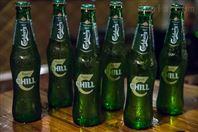 辽阳沈阳啤酒瓶贴标机全自动印刷机厂家
