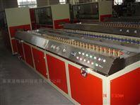 PVC塑料防腐瓦设备生产线