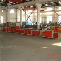 生產竹木纖維集成墻板設備