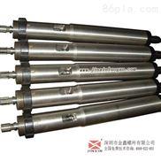 台意德250t注塑机螺杆料管