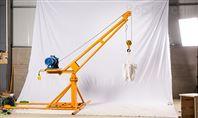 电动旋转型室外小吊机批发-单相小型吊机