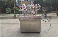 6頭型全不銹鋼液體灌裝機--濱州特價款