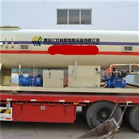 聚氨酯喷涂聚乙烯缠绕预制成品保温管生产线
