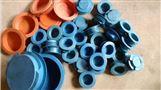 鹽山華蒴大量批發內塞式圓形防水塑料管帽等