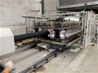 卧式高速型双壁波纹管生产线