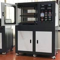 卓胜平板橡胶硫化机 热压成型机 压片机
