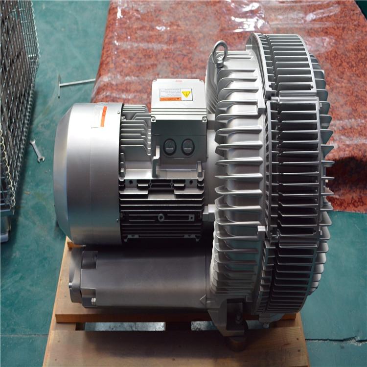 5.5KW单段高压鼓风机