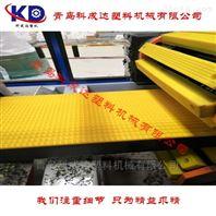 HDPE塑胶鱼排板生产设备