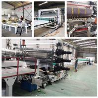 PE塑料板材生產線設備