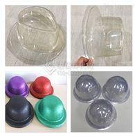 塑料帽托真空吸塑機 駿精賽全自動設備圖