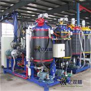 大量生产聚氨酯高压发泡机操作