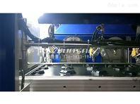 吸塑沖切生產設備工廠 酒瓶定位托盤機器圖