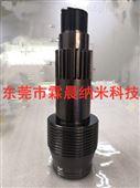 提供塑膠模具增加表面硬度鍍鈦