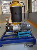 PU转角花聚氨酯设备高压发泡生产设备