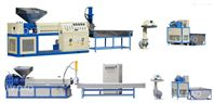 LDC系列粉碎料回收造粒機組(藍色)