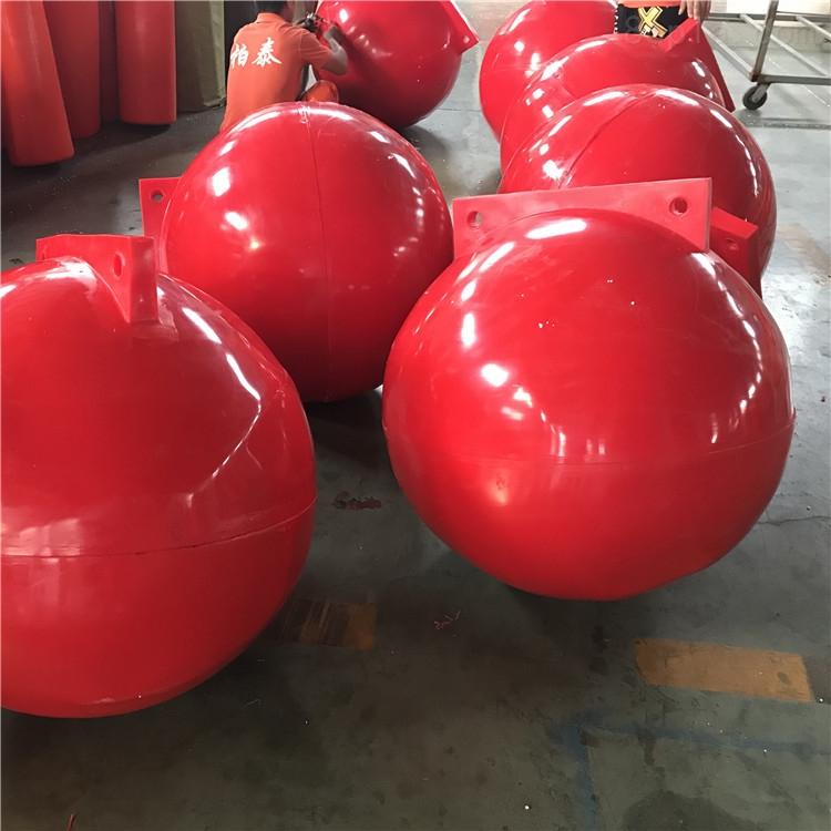 河北水库拦污警示塑料浮球