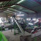 廢舊保險杠回收破碎造粒生產線柯達塑料設備