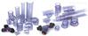 PVC透明直管管配件