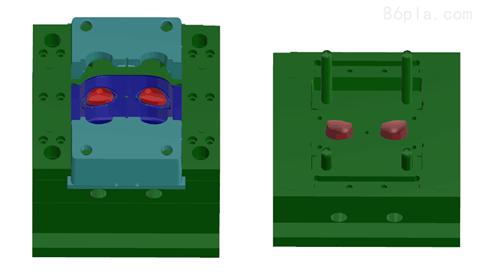 加工定制 透明产品塑胶模具制造