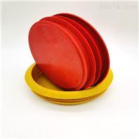 厂家直销大小口径钢管塑料管帽 封头角管帽