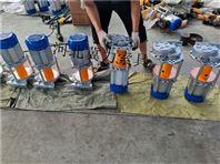 電動小型提升機搭配永磁起重器*組合