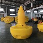 水上警示浮标海上柱形塑料浮标生产工艺