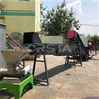 香港HDPE機油桶破碎生產線配套清洗設備