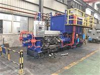 1250T铝型材挤压机生产线生产铝合金角码