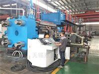 1800T幕墻料鋁型材擠壓機高配置生產線