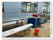 小型pvc管材生产设备 一出二穿线管生产线