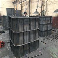 方形检查井模具-水泥方井体