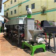 DV104-废旧编织袋水泥袋回收生产线塑料处理机械