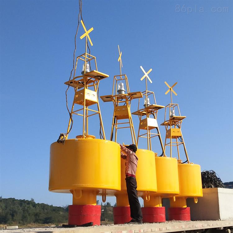 水上助航标志实心高分子浮标规格