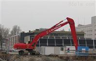 25米长臂挖掘机专业快速