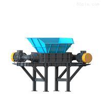 大蓝桶破碎生产线 工业油桶处置系统