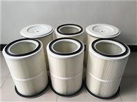 喷涂设备防静电滤筒 粉末回收除尘滤筒